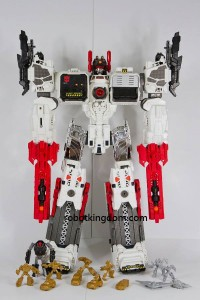 Transformers News: Additional Images of ACG-CON HK Exclusive Metroplex