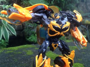 Transformers News: Age Of Extinction Bumblebee Concept Camaro Video Review