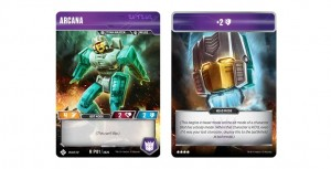 Transformers News: Launch Promo Cards Revealed For Transformers TCG Wave 5 Titan Masters Attack