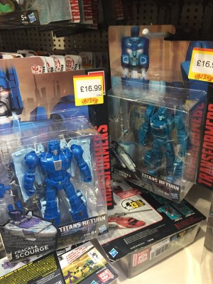 Transformers Titans Return Deluxes and Galvatron Sighted at UK Retail