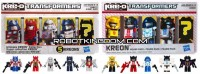 Transformers News: Kre-O Transformers Ultimate Collection Series Mystery Kreons Revealed
