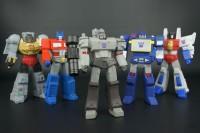 New Galleries: SDCC 2013 Titan Guardians Optimus Prime, Megatron, Grimlock, Starscream and Soundwave