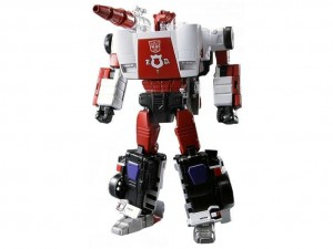 Transformers News: MP-14 Masterpiece Red Alert - 2nd Production Run