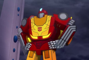 Transformers News: Meet the Cast of Machinima's Transformers: Titans Return Animated Series