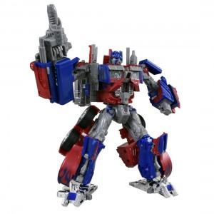 Transformers News: Takara Tomy Transformers: The Last Knight TLK-EX 2007 Leader Optimus Prime