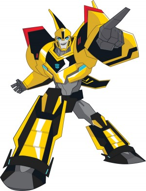 Transformers News: New Transformers TV Series Debuting in 2015 - First Look at Bumblebee