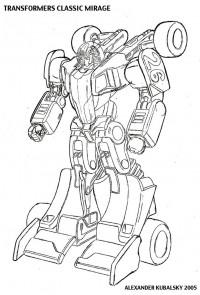 Transformers toy designer Alex Kubalskys DeviantArt profile