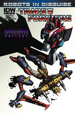Transformers News: Sneak Peek - Transformers: Robots in Disguise Ongoing #20
