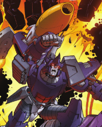 Transformers: Heart of Darkness #4 Seven Page Preview