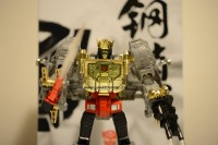 Asia Exclusive MP-08 King Grimlock Out of Box Images