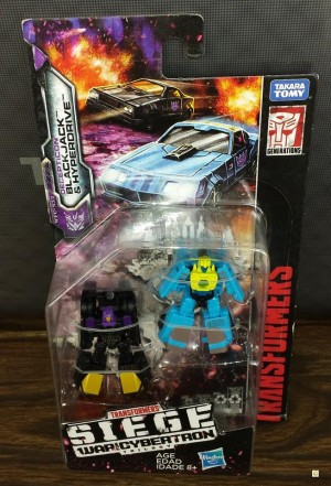 Transformers War for Cybertron: Siege Micromaster Sports Car Patrol Revealed at Toyfair Australia 2019