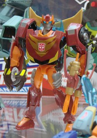 Transformers News: Animated Rodimus Minor and Ironhide to be TRU Exclusives