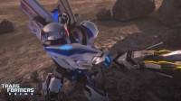 "New Transformers Prime ""Legacy"" Promo Clip"