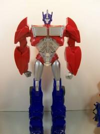 "Transformers News: Transformers Prime 18"" Non-Transforming Optimus Prime Figure"