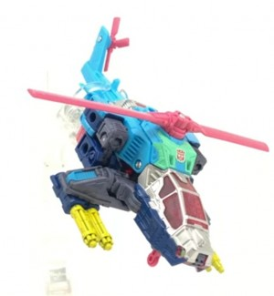 Transformers Generations Selects Rotorstorm Video Review