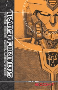 Transformers: The IDW Collection vol. 8 cover artwork revealed