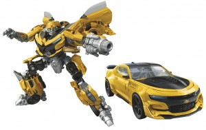English Video Reviews of Transformers: The Last Knight Wave 3 Bumblebee (New Mold)