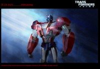 Transformers Prime Concept Art from Christopher Vacher