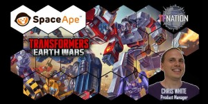 Transformers News: TFNation 2016 Update - Transformers Earth Wars / Space Ape Games to Attend