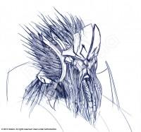 Transformers News: Original Thundertron Concept Art