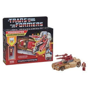 New Stock Images Of Walmart Exclusive Transformers Retro Headmasters