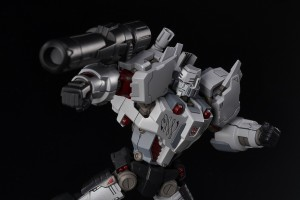 Transformers News: Official Images of Flame Toys Transformers Furai Megatron and Bumblebee