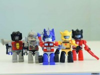 Transformers News: Additional Images of the Family Mart Exclusive Over Sized Kreon Cell Phone Accessories
