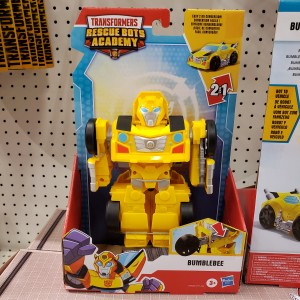 New Bumblebee Rescue Bots Academy Toy Sighted