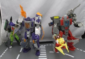 In-Hand Images and Comparisons of Takara Tomy Transformers Legends LG-53 Broadside
