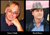 Transformers News: David Kaye and Garry Chalk Officially Confirmed as BotCon 2012 Guests