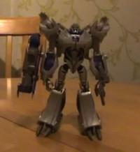 Transformers Prime Voyager Class Megatron Video Review