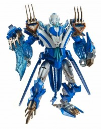 Transformers News: Official Images of Transformers Prime Voyager Class Thundertron and Dreadwing