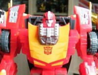 Transformers News: New Images of Possible Upcoming Classics Clear Rodimus