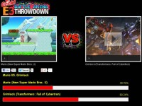 Transformers News: Vote Transformers: Fall of Cybertron Grimlock in MTV Geek Battle Arena Throwdown