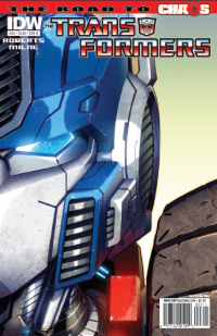 Transformers News: Seibertron.com Reviews Transformers Ongoing #23