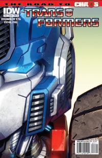 Transformers News: Seibertron.com Reviews Transformers Ongoing #23