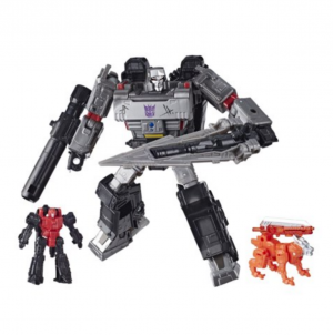 Listings and Pictures of Exclusive Siege Redecos for Netflix Transformers Show Found