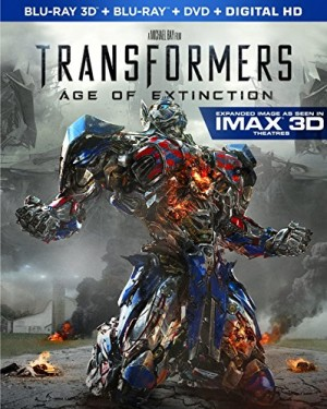 Transformers News: Transformers Age of Extinction Blu-Ray 3D & Blu-Ray Combo Packs with 3 Hours of Special Features