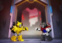 Transformers News: Transformers Bot Shots Commercial from Toy Fair 2012