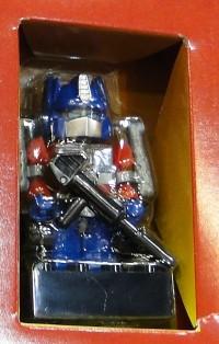 Transformers News: BotCon 2011 Coverage - BotCon Exclusive Kre-O Optimus Prime