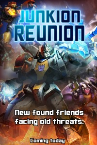 "Transformers News: Transformers: Legends ""Junkion Reunion"""