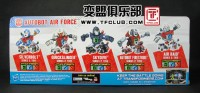 New Transformers Bot Shots Singles and Sets