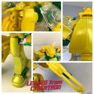 'Leaked from Cybertron' Images of Transformers Studio Series Bumblebee