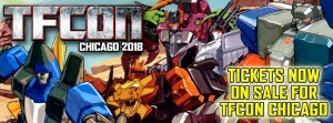 Transformers News: TFCon USA 2018 Tickets On Sale