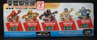 Transformers News: In-Package Images: Decepticon Fire Assault Team and New Bumblebee Single
