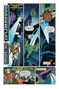 Transformers News: Transformers: More Than Meets The Eye Ongoing #10 Creator Commentary with James Roberts