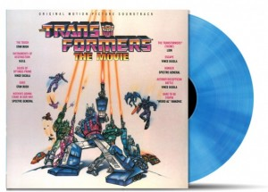 1986 Transformers The Movie Soundtrack Getting Reissued on Vinyl