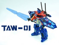 Transformers News: TAW-01 God Sword Now Available At Robot Kingdom