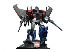 Transformers News: Hot Toys TF001  - Optimus Prime (Starscream Version) up for pre-order at BBTS