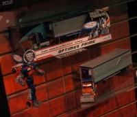 Transformers News: Transformers Movie Trilogy Series Optimus Prime with Trailer Video Review